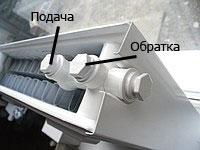 Радиаторы с нижним подключением - схемы монтажа, средние цены   Видео по выбору