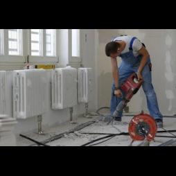 Монтаж радиаторного отопления в доме